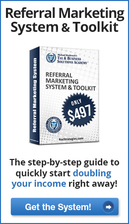 Referral Marketing System & Toolkit